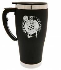 Official NBA Boston Celtics Executive Thermal Insulated Coffee Travel Mug Flask