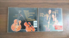 "MARK KNOPFLER  and CHET ATKINS "" NECK & TIE "" CD ALBUM"