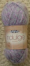 King Cole Indulge Chunky Yarn Shade 2461 Lavender