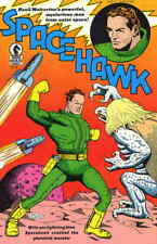 Spacehawk #2 VF; Dark Horse   save on shipping - details inside