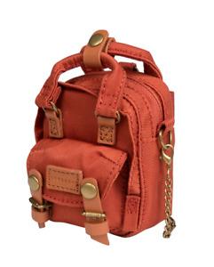 Doughnut Rucksack Backpack Macaroon Petite Earth Tone Series Clay Soil 0,35L
