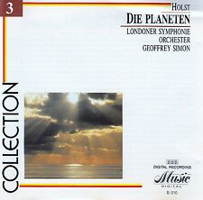 HOLST : THE PLANETS - DIE PLANETEN / CD