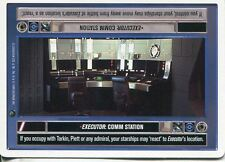 Star Wars CCG Dagobah Unlimited WB Executor: Comm Station
