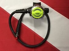 Scuba max  SCUBA Regulator 2nd Stage OCTO Adjust dive equipment QT4XAS-NY Hooka
