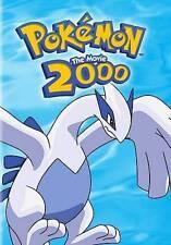 Pokémon the Movie 2000 (DVD, 2016) NEW