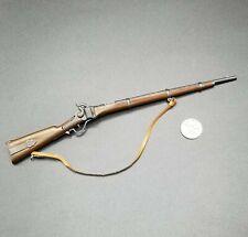 "1:6 Sideshow Civil War Union Berdan Sharpshooter Sharps M1859 Rifle 12"" GI Joe"