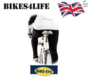 Bike Eye Mirror - Standard Rear View Frame Mounting Bicycle Mirror (35mm x 95mm)