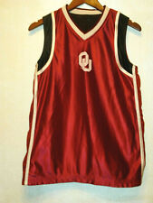 Starter Mens Small Ou Oklahoma Sooners Basketball Jersey Reversible Number 25