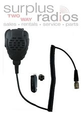 PRYME TROOPER Quick Release Police Mic Motorola APX6000 APX7000 APX8000 APX4000