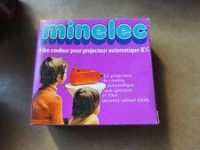 Bobine Film 8 mm Minelec Robin des Bois Le Prince Jean Dép  Walt Disney Meccano