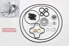 Powerstroke 7.3L Turbo Severe Duty Rebuild Kit & SPX Billet Compressor Wheel 7+7