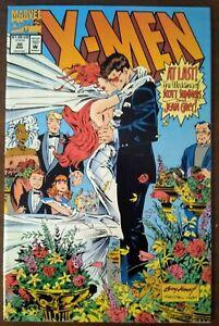 X-MEN #30 MARVEL 1994 MARRIAGE OF SCOTT SUMMERS & JEAN GREY VF/NM ANDY KUBERT!!!
