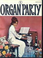 ORGAN PARTY Band 1