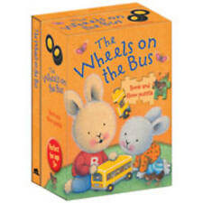 The Wheels on the Bus by Trace Moroney (Board book, 2010)