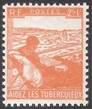 France 1945 Medical/Health/Welfare/TB/Tuberculosis Fund 1v (n29177)