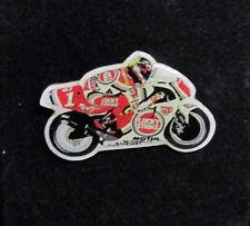 Official MotoGP  Legends Kenny Schwantz Lapel Pin Badge MGPPIN05 BC4998 T