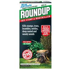 Roundup Jardin Souche d'arbre & rootkiller Nouvelle Formule Super Concentré 250 ml