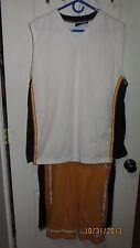 XL Pro Spirit Active Sport Athletic Shorts Sleeveless Shirt Basketball Outfit