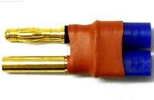 Conector Macho C0037B RC EC3 a 4mm 4.0mm banano enchufe adaptador