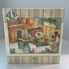 Gooseberry Patch puzzle - Potting Bench 750 piece Brand New No. 31821