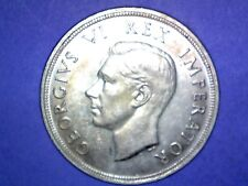 South Africa - 5 Shillings - 1947 - KM# 31 - 0.8000 Silver - One Year Type