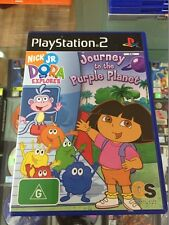 Dora the Explorer Journey to the Purple Planet PS2