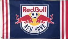 Bandera hissflagge mls New York Red Bull 90 x 150 cm bandera