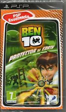 BEN 10: PROTECTOR OF EARTH PSP GAME ~ NEW / SEALED