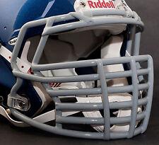 *CUSTOM* NEW YORK GIANTS Riddell SPEED Football Helmet Facemask - GRAY