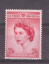 S.RHODESIA,  1953 QE11 CORONATION, 2/6d  SG 77  MNH