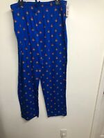 NWT Nintendo Super Mario NES Gaming Sleepwear Lounge Pants Mens Large