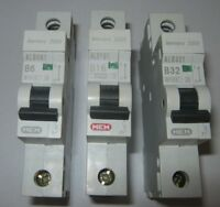 CGD Lewden LEB Triple Pole MCB 50A NEW ! 32A All Type C 10k 40A