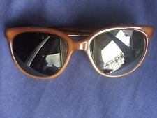 VUARNET lunettes de soleil POUILLOUX Marron - Vintage