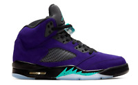 "DEADSTOCK Men's Air Jordan 5 ""Alternate Grape"" 136027-500 SIZES 8-13"