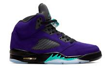 """DEADSTOCK Men's Air Jordan 5 """"Alternate Grape"""" 136027-500 SIZES 8-13"""