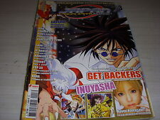 MANGA JAPAN VIBES n° 3 01.2003 LAPUTA GET BACKERS