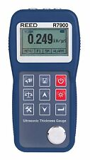 REED R7900 Ultrasonic Non-Destructive Thickness Gauge, 0.65 to 400.0mm