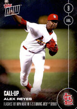 2016 Topps Now Alex Reyes St Louis Cardinals Call-Up #337 Run of 838