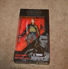 "Star Wars The Black Series #19 Kanan Jarrus 6"" Action Figure New Hasbro"