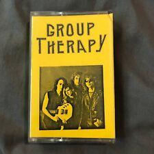 Group Therapy Demo Cassette Hard Rock AOR Private Metal Tape Female LA Rare