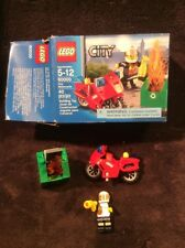 Lego City Fire Motorcycle 60000