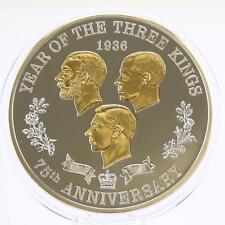 Westminster Casa de Moneda GB 2011 Three Kings 1936 5 onzas moneda
