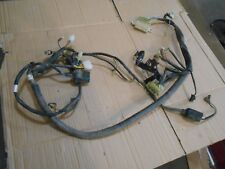 Honda Elite 125 CH125 1984 84 Scooter wiring harness loom wires