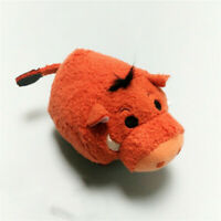 "Pumba Disney Tsum Tsum Lion King Plush Mini 3.5"" Toy Gift"
