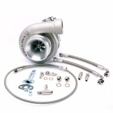 """Kinugawa Ball Bearing Turbo 4"""" GT3076R w/ .82 In/Out V-Band (Stainless Turbine)"""