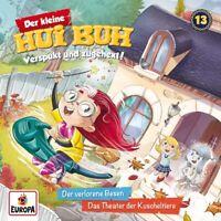 DER KLEINE HUI BUH - 013/DER VERLORENE BESEN/DAS THEATER DER KUSCHELT   CD NEW