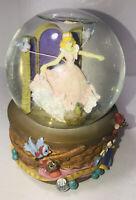 Cinderella Musical Disney Princess Snow Globe