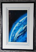 George Sumner The Peacemakers 374/750 Dolphins Kissing Ltd Edition Lithograph