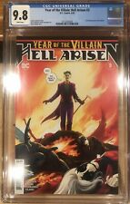 YEAR OF THE VILLAIN HELL ARISEN 3 CGC 9.8 1st Print APPEARANCE OF PUNCHLINE App