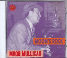 MOON MULLICAN - moon's rock CD